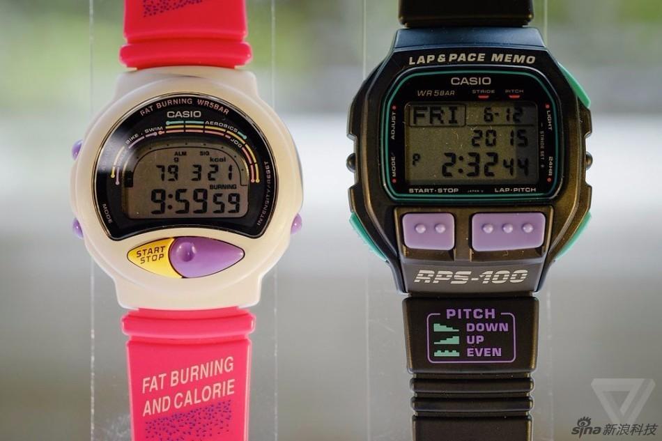 """卡西欧的""""智能手表""""大多数产品你没见过"""