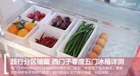 践行分区储藏 西门子零度五门冰箱详测