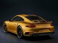 911 TURBO S Exclusive Series图赏