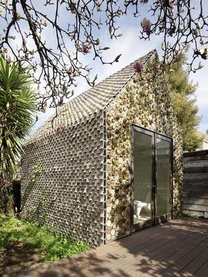 """老外造瓷房子 一间别致典雅的小""""木""""屋"""