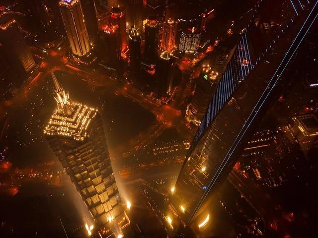4800万三摄里的城市夜色 OPPO Reno夜拍样张赏析