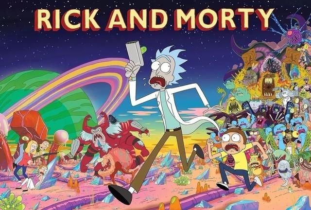 【第九名】《瑞克和莫蒂》第三季,Rick(瑞克)和Morty(莫蒂)讲述了地球C-137(S1-06之后转移到的时空,之前的时空由于Rick的药水使除了Morty一家的人类都变成了柯南伯格式的怪物,并且那个时空编号未知)的Rick和Morty的冒险故事,但有时也有Rick和Summer,Morty和Jerry这样的冒险组合。剧情设计和制作手法都极为出彩。
