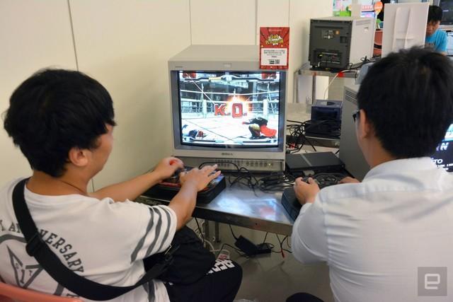 香港复古游戏展闭幕 百款经典游戏齐上阵