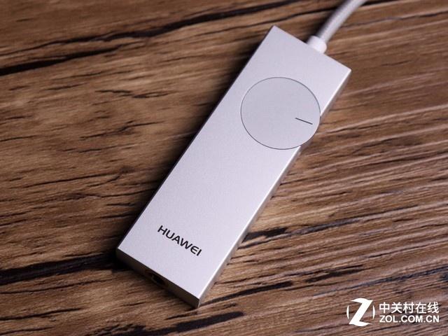 手机HiFi一步到位 华为CM21数字解码耳放图赏