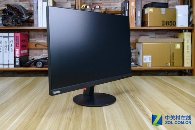 ThinkVision S23D 16:10显示器图赏