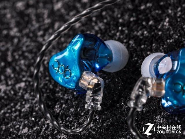 售价1760元 qdc海王星蓝牙版耳机上手开箱