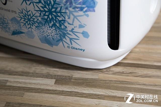 让ELSA伴随每次健康呼吸 飞利浦迪士尼定制版净化器图赏